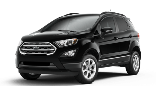 New Ford cars, trucks, and SUVs 2018 Ford EcoSport SE Crossover for sale near you in Tyrone, PA